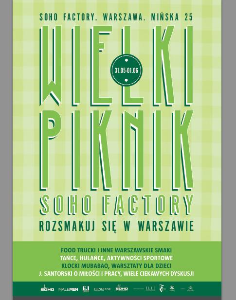 Wielki Piknik SoHo Factory